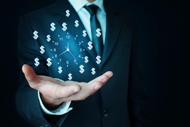 お金とタイミング